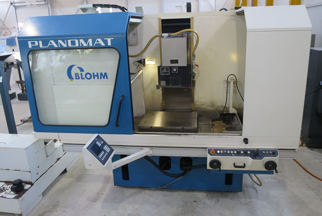 CNC Surface grinding machines BLOHM Planomat 608