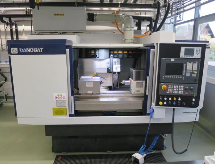 Rectificadoras para cilindros CNC DANOBAT LG-600-B6