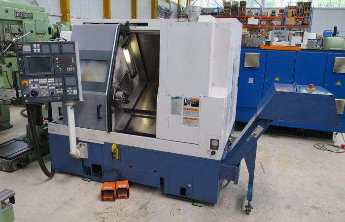 CNC Turning & milling centers MORI SEIKI SL-150Y 500