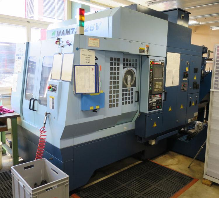 CNC UNIVERSAL BEARBEITUNGSZENTREN MATSUURA MAM72-25V PC2
