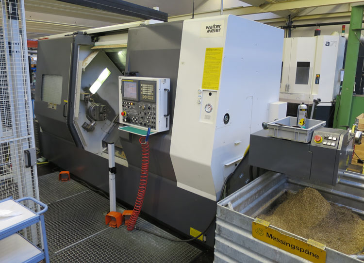 CNC Turning & milling centers NAKAMURA-TOME SC-300 LMY