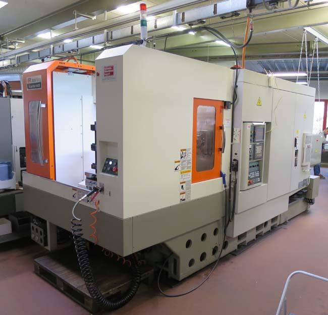 CNC horizontal machining centres VICTOR H400