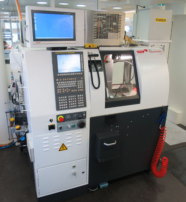 CNC UNIVERSAL BEARBEITUNGSZENTREN BUMOTEC S-128 CNC