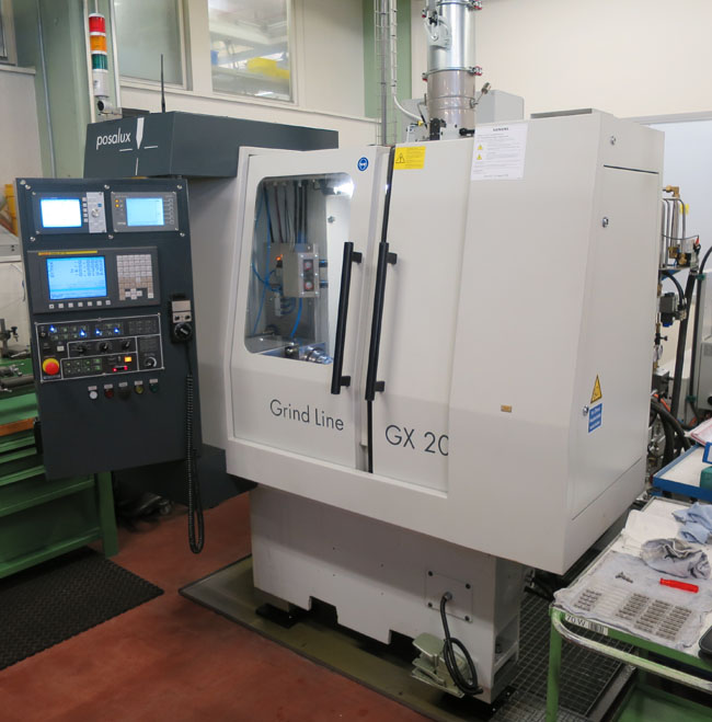 CNC Cylindrical grinding machines POSALUX GX20
